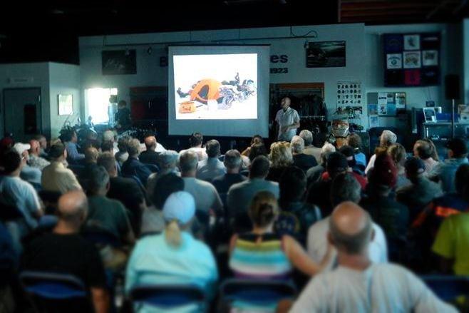 Rene Cormier's presentation