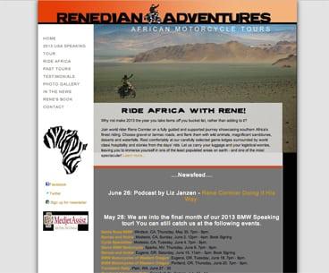 Our old faithful website