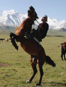Kyrgyrstan_Horse_skills