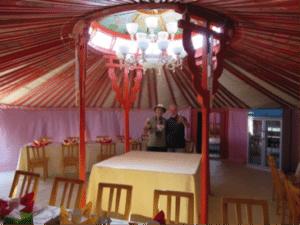 Mongolia Dining Room