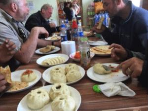 Mongolia Dinner