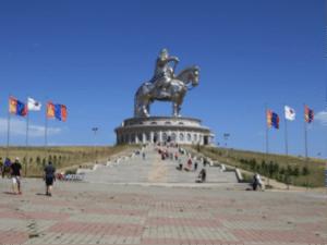 Mongolia Genghis Khan