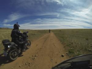 Mongolia Pensive