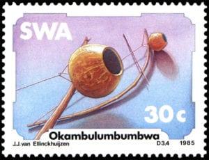 stamp okambulumbumbwa - jj van ellinckhuijzen 1985 web