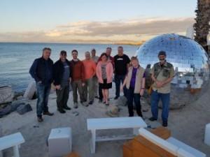 PH Final Dinner group photo Cape Town, SA small